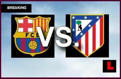 45SNG: La Liga Final Table 2014