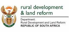 Department: Rural Development and Land Reform - National ...