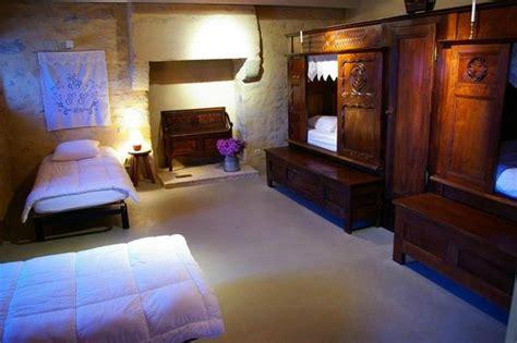 chambre atypique chambre avec des lits clos bretons une hébergement atypique