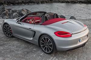 Porsche Boxster S : 2013 porsche boxster reviews and rating motortrend ~ Medecine-chirurgie-esthetiques.com Avis de Voitures