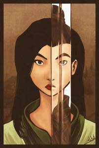 Mulan by Shtut on DeviantArt