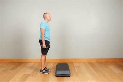 Knee Leg Exercises Strengthening Pain Step Exercise