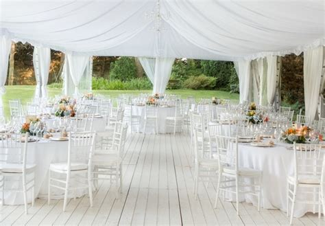 White Chiavari Chair For Rent