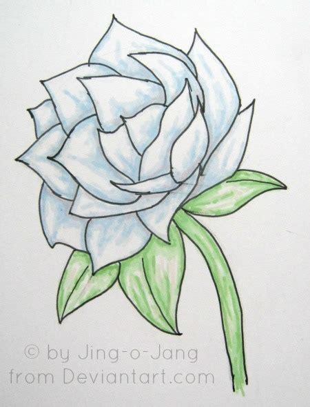 Gardenia Drawing by Gardenia Drawing By Jing O Jang On Deviantart