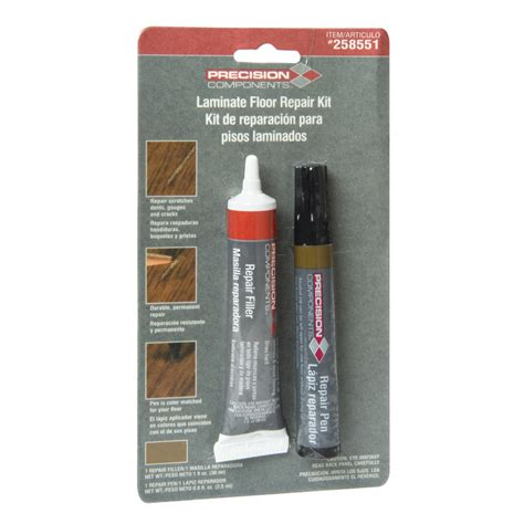 shop precision components laminate repair kit at lowes