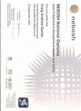 Nebosh Online Diploma Pictures