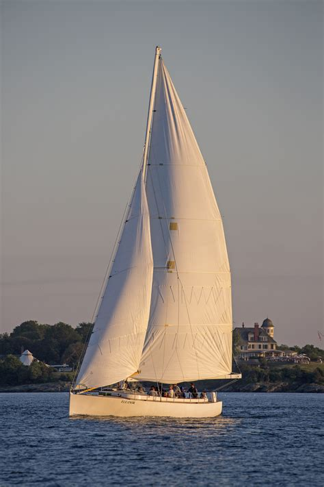 Sail Boat Tours by Sloop Eleanor Sail Boat Tours Newport Ri