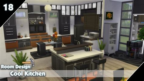 Cool Sims 3 Kitchen Ideas by The Sims 4 Room Design Cool Kitchen
