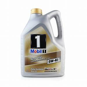 Mobil1 0w40 New Life : 5 litre mobil 1 new life 0w40 mb 229 5 fully synthetic ~ Kayakingforconservation.com Haus und Dekorationen