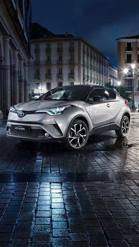 wallpaper toyota  hr crossover cars bikes