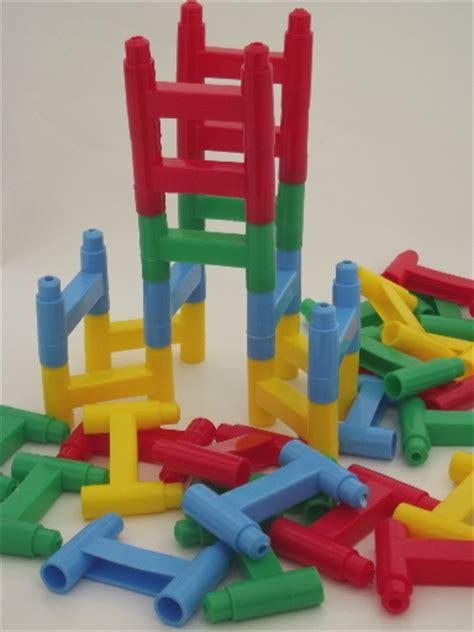 slinky towerifics tower ifics plastic building blocks toy