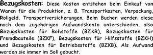 Listeneinkaufspreis Berechnen : das buchf hrung online lernportal ~ Themetempest.com Abrechnung