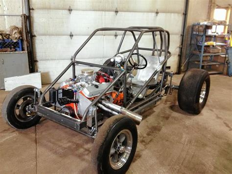 Diminutive Drag Racer Produces Enormously Fun Drive