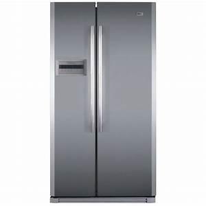 Refrigerateur Congelateur Americain : haier hrf660aas r frig rateur am ricain achat vente ~ Premium-room.com Idées de Décoration
