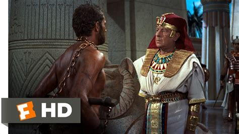 The Ten Commandments (8/10) Movie Clip