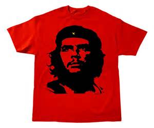 Che red che guevara store for Che guevara t shirts