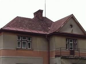 Eternitová střecha renovace