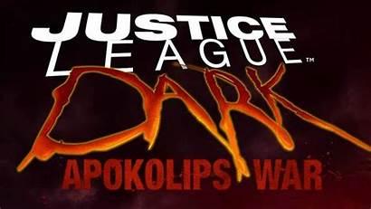 Justice League Dark Apocalypse War Animated Apokolips