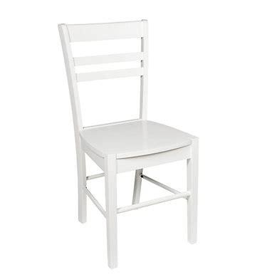 chaises cuisine blanches chaise de salle à manger pas cher but fr