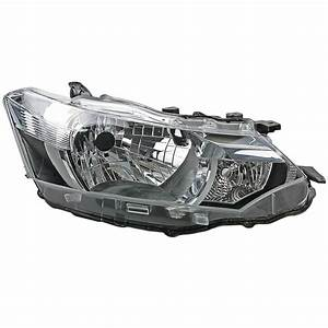 Front Right Headlight Lamp For Yaris Sedan Ncp150 Nsp151