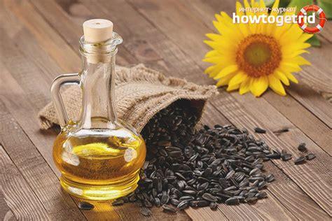 Saulespuķu eļļa - noderīgas īpašības un kontrindikācijas
