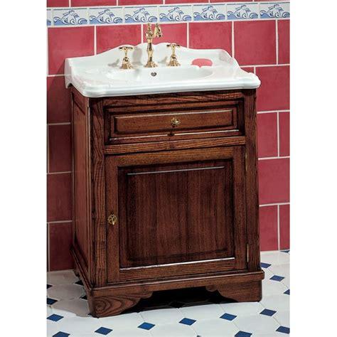 meuble de salle de bains 70 cm pour vasque 224 poser herbeau