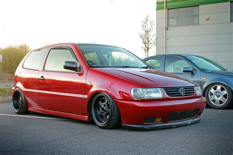modified volkswagen polo vw polo 1 4 6n modified lowered one off ebay vw