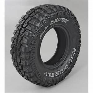 Dick cepek mud country tire 285 75 16 outline white for White letter mud tires
