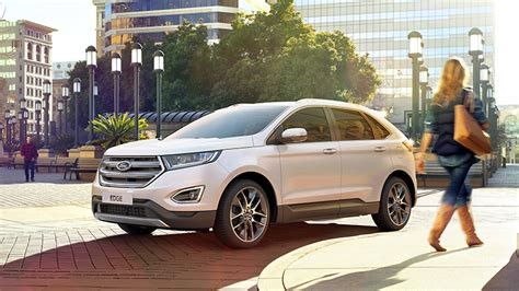 Ford Edge  Scopri Il Prezzo Del Nuovo Suv