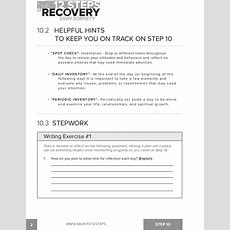 10th Step Inventory Worksheet The Best Worksheets Image Collection  Download And Share Worksheets