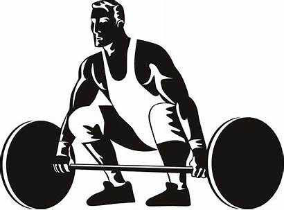 Lifting Weight Svg Olympic Weightlifting Cartoon Strength
