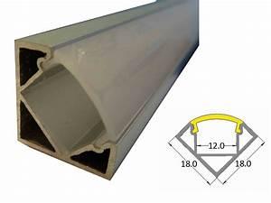 Led Strips Küche : 1m alu eckprofil leiste aluminium profil als unterbauleuchte k che led strips ebay ~ Buech-reservation.com Haus und Dekorationen
