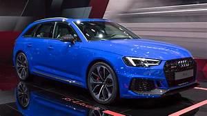 Audi Rs 4 : file audi rs4 iaa 2017 frankfurt 1y7a2886 jpg ~ Melissatoandfro.com Idées de Décoration