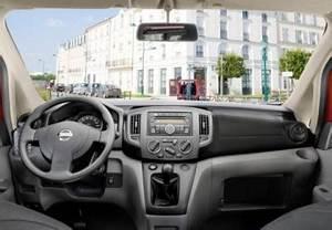 Nissan Nv200 Aménagé : nissan nv200 un petit utilitaire maniable et compact ~ Nature-et-papiers.com Idées de Décoration