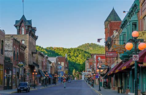 black hills communities vacation packages south dakota