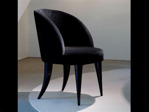 Nella Vetrina Sabre Lei Contemporary Italian Black Fabric