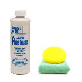 How To Remove Wax From Microfiber by Collinite 870 Fleetwax Liquid Cleaner Wax 16 Oz