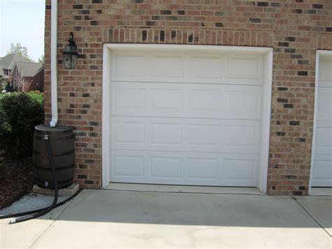 single garage door single garage door stallings nc a plus garage doors