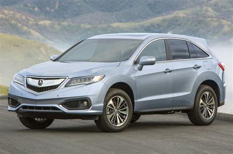 Used 2016 Acura Rdx For Sale  Pricing & Features Edmunds