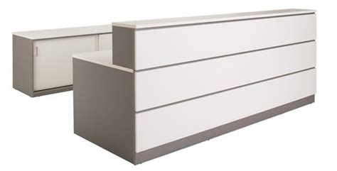 bureau rangé division reception desk range ikcon