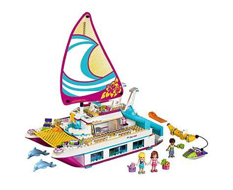 Catamaran Lego Friends by Sunshine Catamaran 41317 Friends Lego Shop