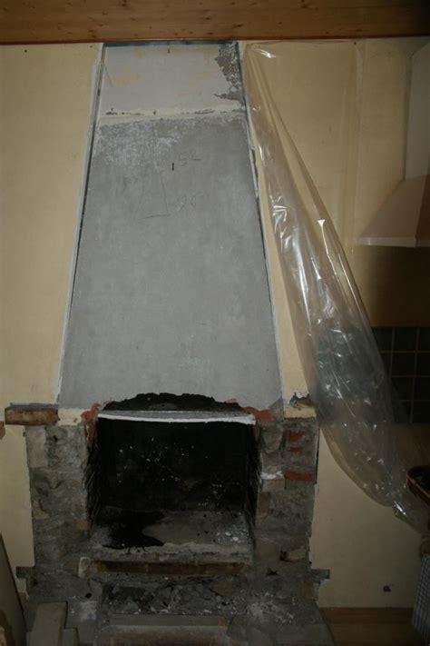 demontage cheminee