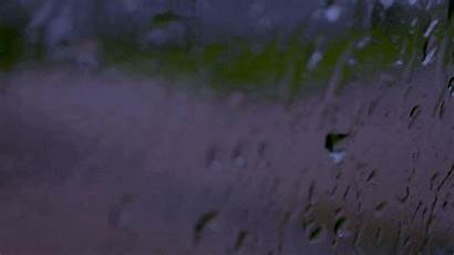Rain Window Rainy