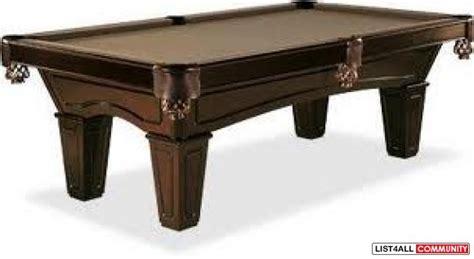 pool table brands list brand new brunswick pool table anna2012 list4all