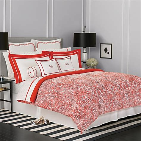 Kate Spade Coverlet by Kate Spade New York Peacock Paisley Comforter 100 Cotton