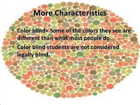 is color blindness a disability is color blindness considered a disability disability