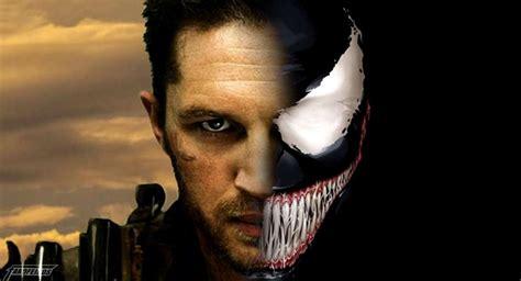 Filme Do Venom Com Tom Hardy Como Protagonista é Anunciado