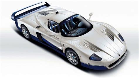 Maserati MC13 Rendering Proves