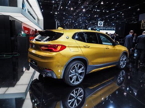 2018 Detroit Auto Show The New Bmw X2