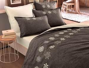 Parure De Lit 160x200 : linge de lit chalet ~ Teatrodelosmanantiales.com Idées de Décoration
